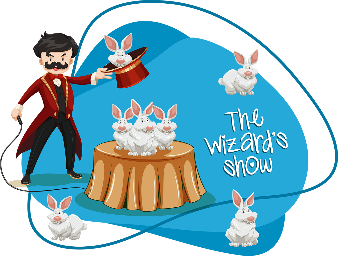 The Wizard's show
