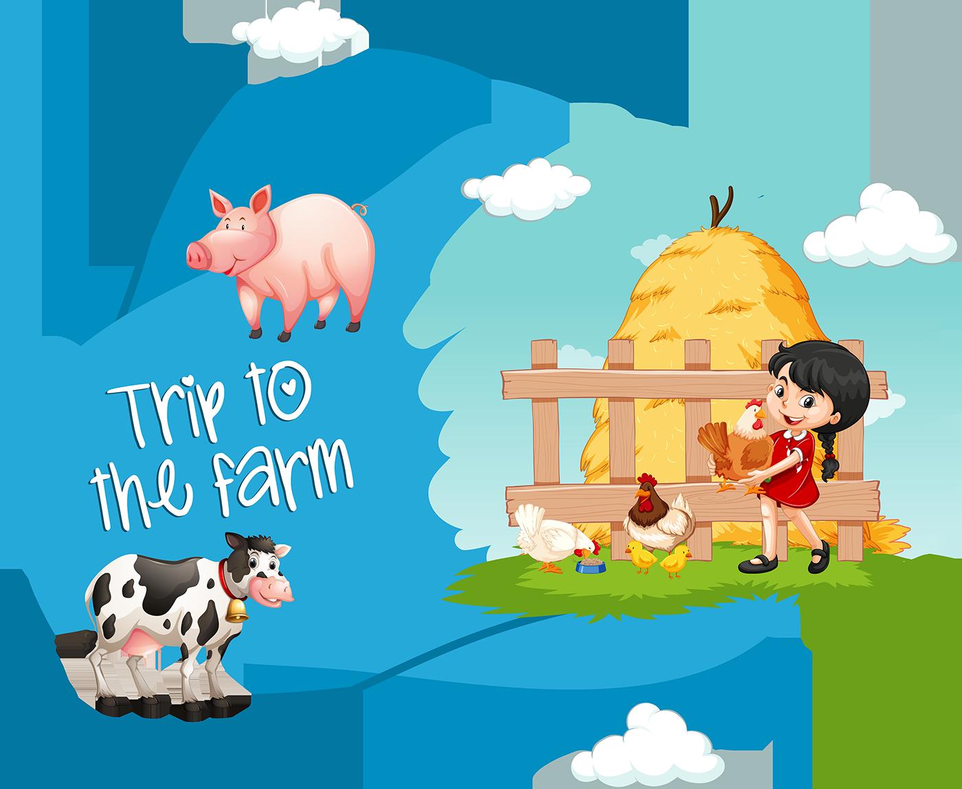 Trip to the farm