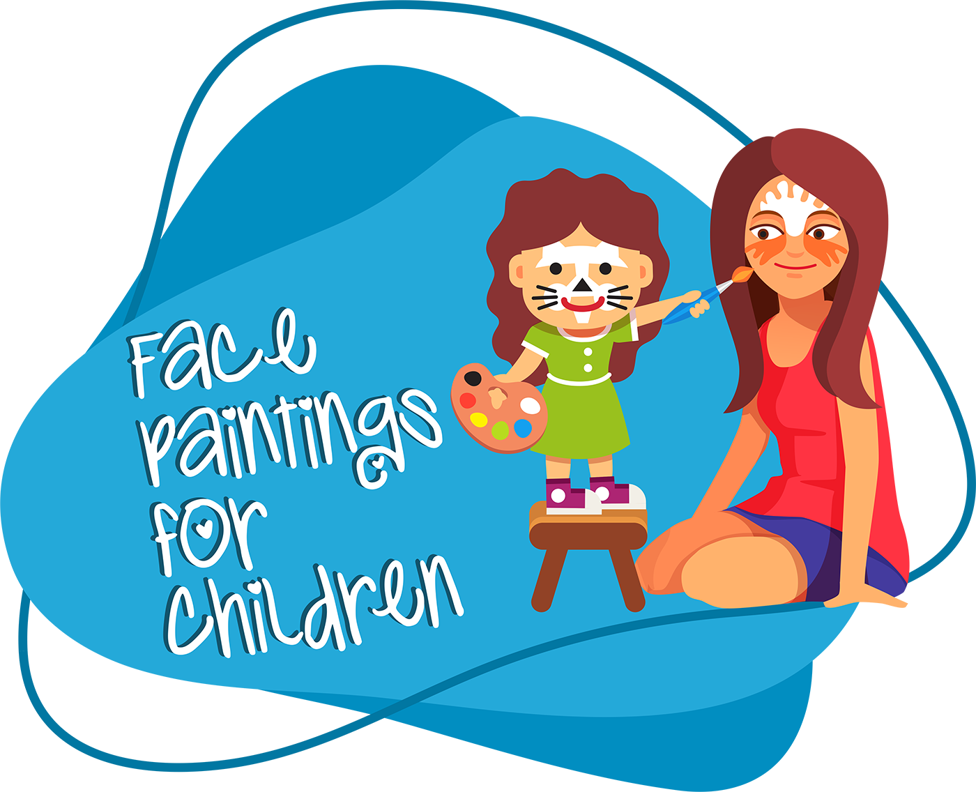 Face Paintings for Children
