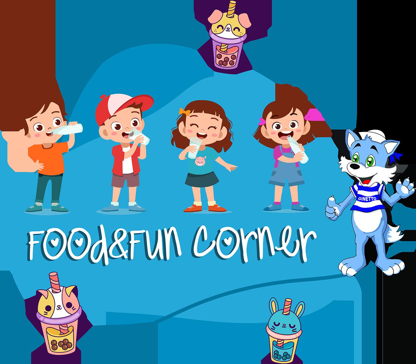 Food&Fun Corner