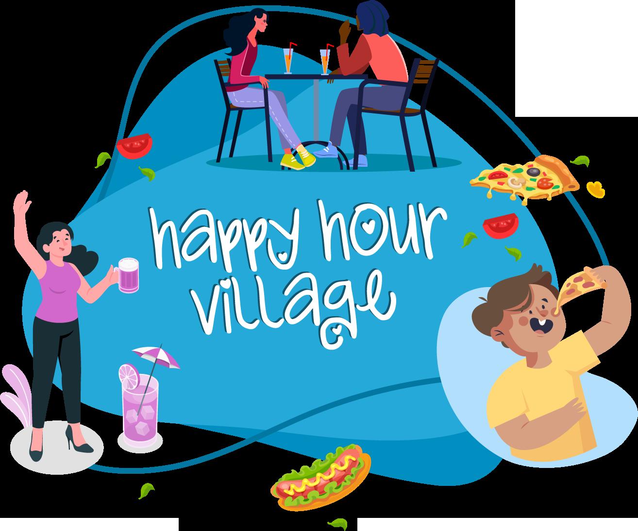 Happyhour village