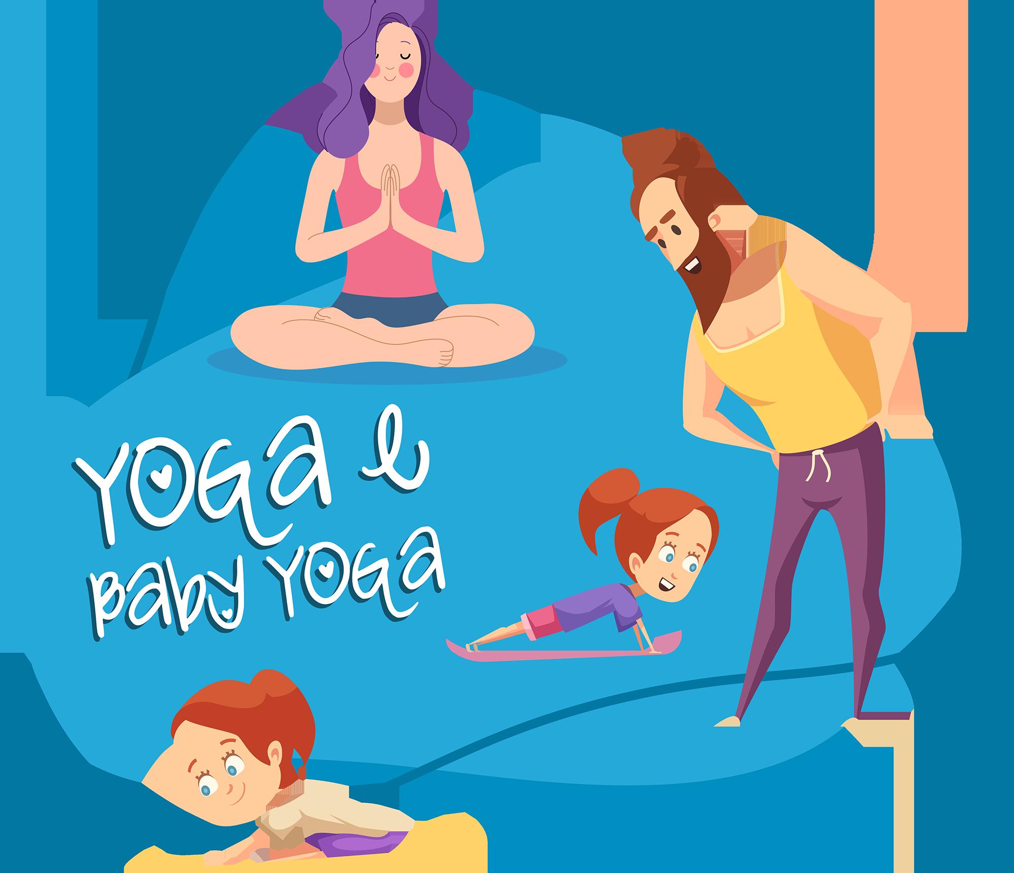 Yoga e baby yoga